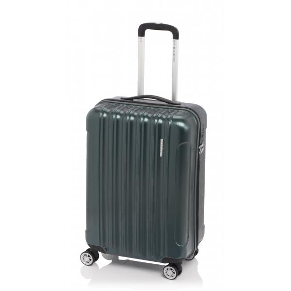 Gladiator Neon Matt maleta cabina verde
