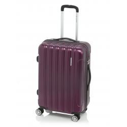 Gladiator Neon Matt maleta mediana 4R burdeos
