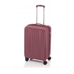 Gladiator Zebra maleta cabina 4R - rosa