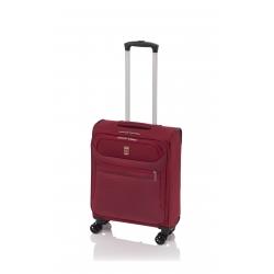 Gladiator 3D maleta mediana expandible 4R - rojo