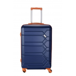 Talento Soul maleta cabina 4R - marino-naranja