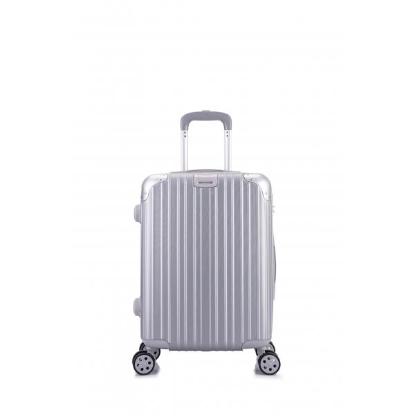 Artvi Metal maleta cabina 4R- rosa