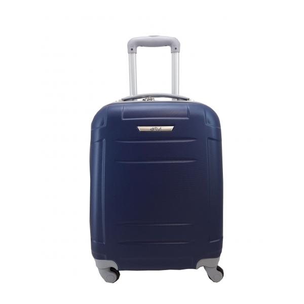 Artvi Metal maleta mediana 4R- marino