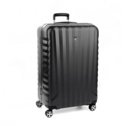 Roncato Um DLX mala de cabine 4R preto