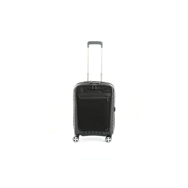 Roncato Double Premium maleta cabina 4R - negro