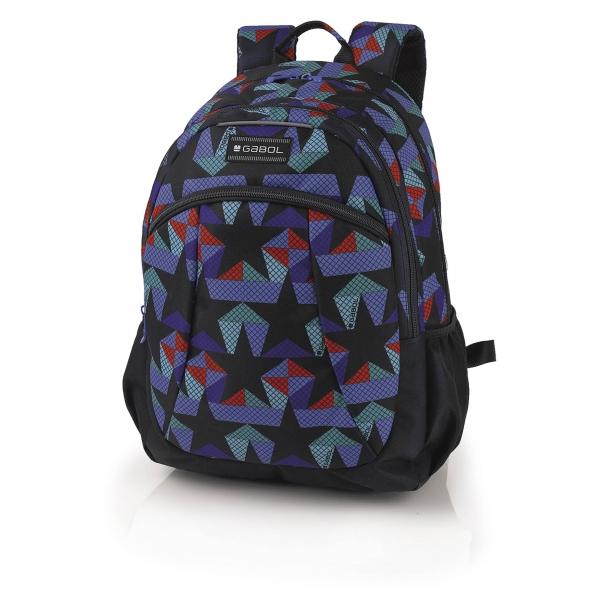Gabol Geo mochila backpack 2 dptos.