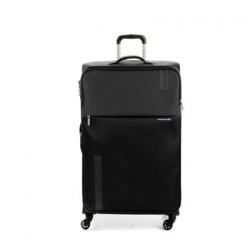 Roncato Speed maleta jumbo 4R expandible negro