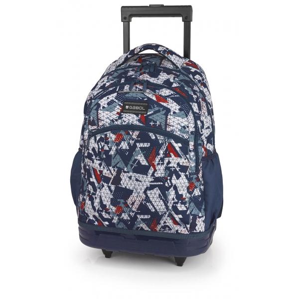 Gabol Stereo mochila backpack 2 dptos.