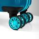Roncato Modo Vega maleta cabina 4R expandible azul