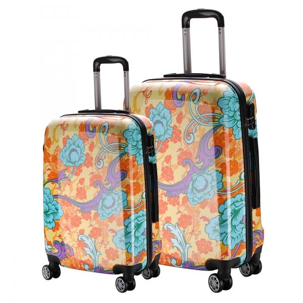 Talento Reggae set de maletas 4R - pajaritas