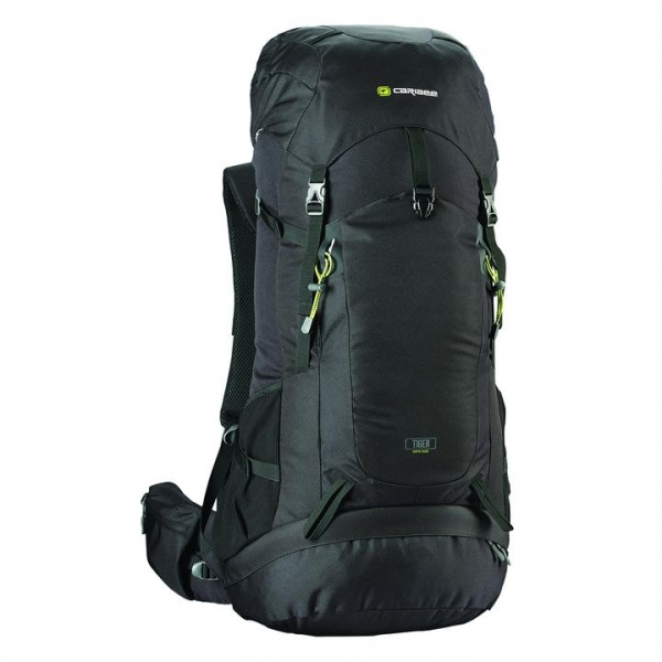 Caribee Tiger 65 mochila doble negro