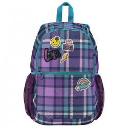 Totto - Mochila escolar grande - Patchly