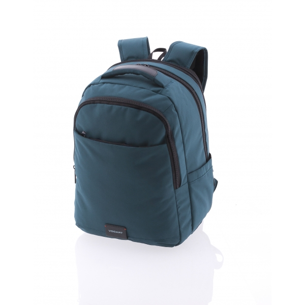 Vogart Ness mochila backpack expandible azul