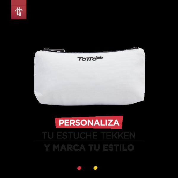 Totto - Estuche personalizado Teken