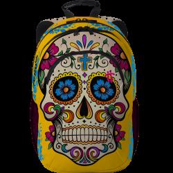 Totto - Mochila diseño exclusivo Zukov - Skull