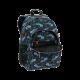 Totto-Mochila escolar adaptable a carro - Acuareles