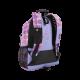 Totto - Inactivo Mochila escolar adaptable a carro - Acuareles
