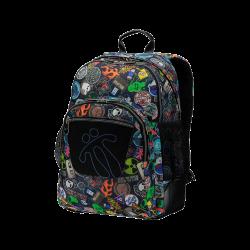 Totto - Mochila escolar - Crayoles