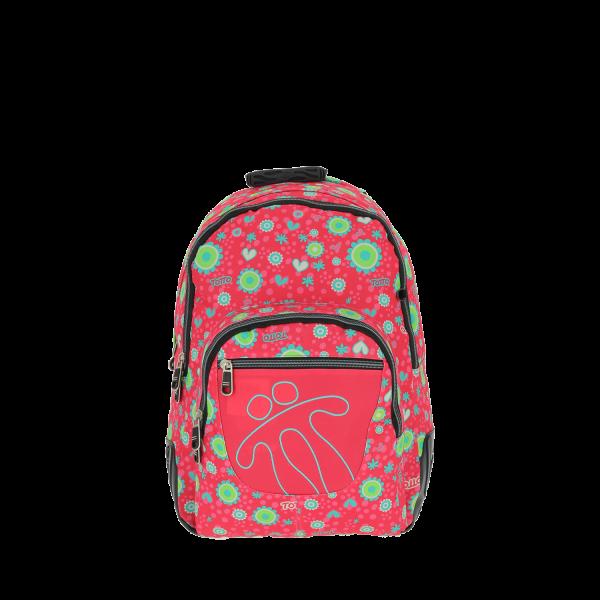 Totto - Mochila escolar - Crayola