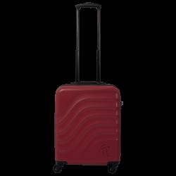 Totto - Maleta trolley cabina rojo/negro - Bazy