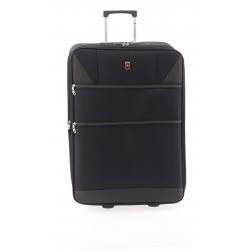Gladiator Metro maleta grande expandible 2R - negro