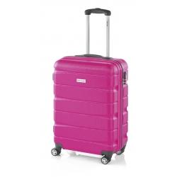 John Travel Double2 maleta cabina 4R fucsia