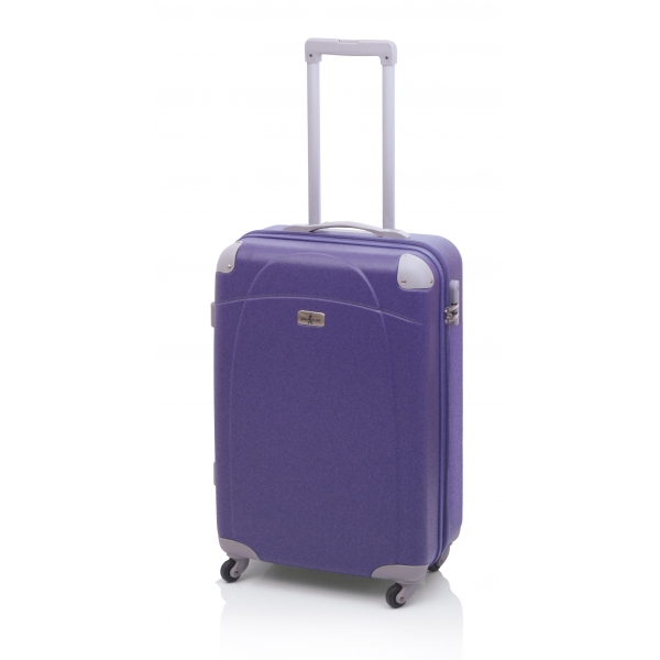 John Travel Tiara maleta cabina 4R- lila