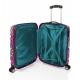 John Travel Animal maleta cabina 4R- estampado