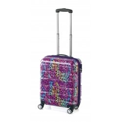 John Travel Animal maleta cabina 4R- estampado