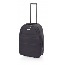 John Travel Ticket maleta cabina expandible 2R negro