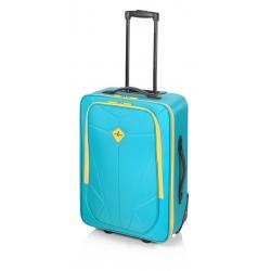 John Travel Pocket maleta grande 2R verde