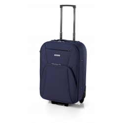 John Travel Syna maleta mediana extensible 2R azul