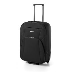 John Travel Syna maleta grande extensible 2R negro
