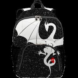 Totto - Mochila diseño exclusivo Kimex - Dragón