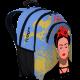 Totto - Mochila diseño exclusivo Zukov - Mujer