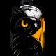 Totto - Mochila diseño exclusivo - Águila 2