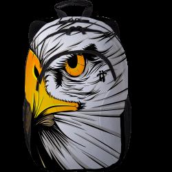 Totto - Mochila diseño exclusivo - Águila 1