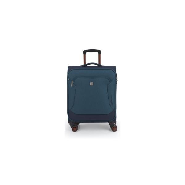 Gabol Track maleta cabina 4R - Azul