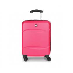 Gabol Orleans maleta cabina 4R - coral