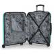 Gabol  Ego maleta  grande   4R -  turquesa