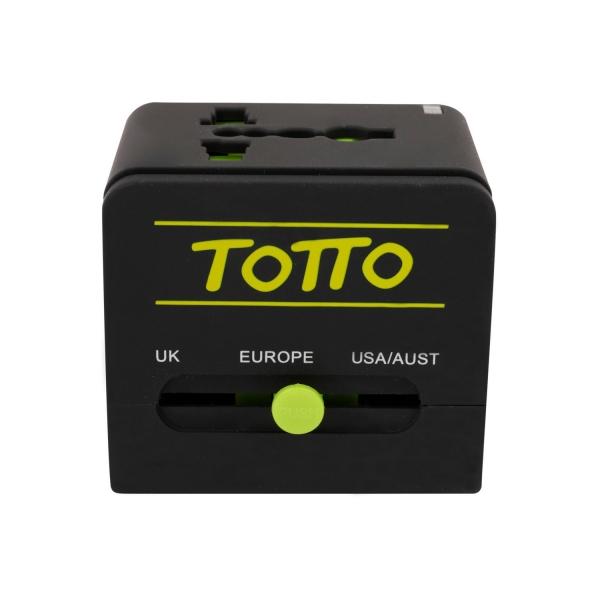 Totto-Adaptador eléctrico - Adapter