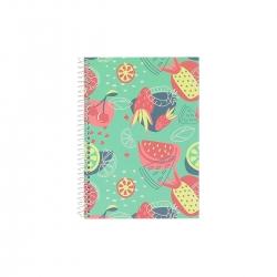 Totto-Cuaderno A5 tapa forrada