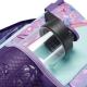 Totto-Mochila escolar con 3 ruedas - Confetti Happy