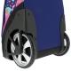 Totto-Mochila escolar con ruedas - Papel