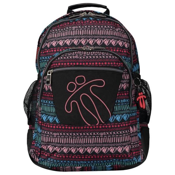 Totto-Mochila escolar - Crayola