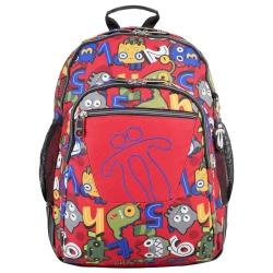 Totto-Mochila escolar - Crayoles