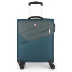 Gabol  Mailer   maleta cabina    4R -  turquesa