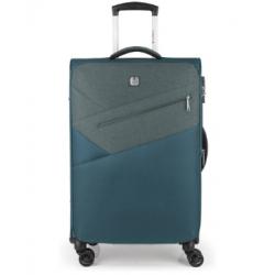 Gabol  MAILER maleta mediana    4R -  turquesa