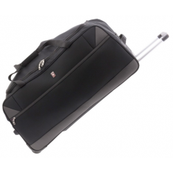 Gladiator bolsa M. con ruedas Metro- negro