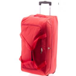 Gladiator bolsa G. con ruedas Metro- rojo